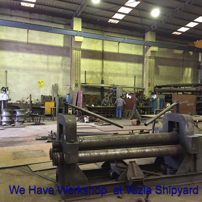 SHIPYARD AGENCY SERVICES